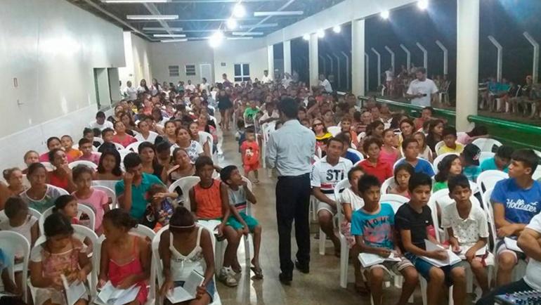 Igreja que Navega inicia terceiro ano de atividades evangelísticas no AM.